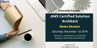 AWS Certified Solutions Architect - Associate Demo Classes