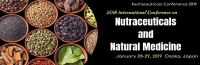 International conference on Nutraceuticals and Natural Medicine