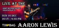 Buy Aaron Lewis Tickets on Tixbag, Sun 16 12 2018, Indianapolis,IN