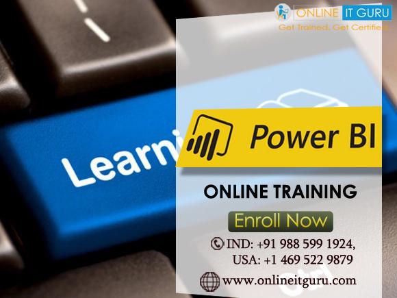 Power Bi Online Course Class
