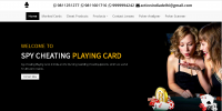 Spy +91-9999994242 Cheating Playing Cards in Delhi - Spy Cheating Playing Cards in India