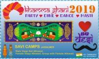 Khamma Ghani - Dil Se Deshi New Year 2019 Party at Savi Camps & Resorts, Jaisalmer