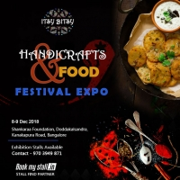 Shopping & Food Festival Expo by Itsy Bitsy @ Bangalore - BookMyStall
