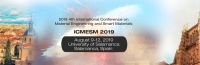 2019 4th International Conference on Material Engineering and Smart Materials(ICMESM 2019)
