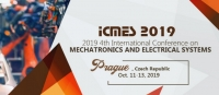 2019 4th International Conference on Mechatronics and Electrical Systems (ICMES 2019)