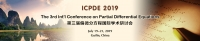 The 3rd Int'l Conference on Partial Differential Equations (ICPDE 2019)