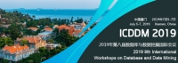 2019 8th International Workshops on Database and Data Mining (ICDDM 2019)