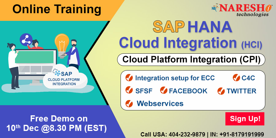 SAP HANA Online Training - Naresh i Technologies, Dallas, Texas, United States