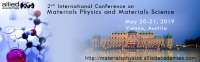2nd International Conference on Materials Physics and Materials Science