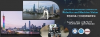 2019 4th International Conference on Robotics and Machine Vision (ICRMV 2019)