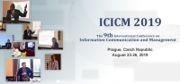 2019 The 9th International Conference on Information Communication and Management (ICICM 2019)