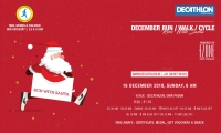 Decathlon Run Series - Run With Santa