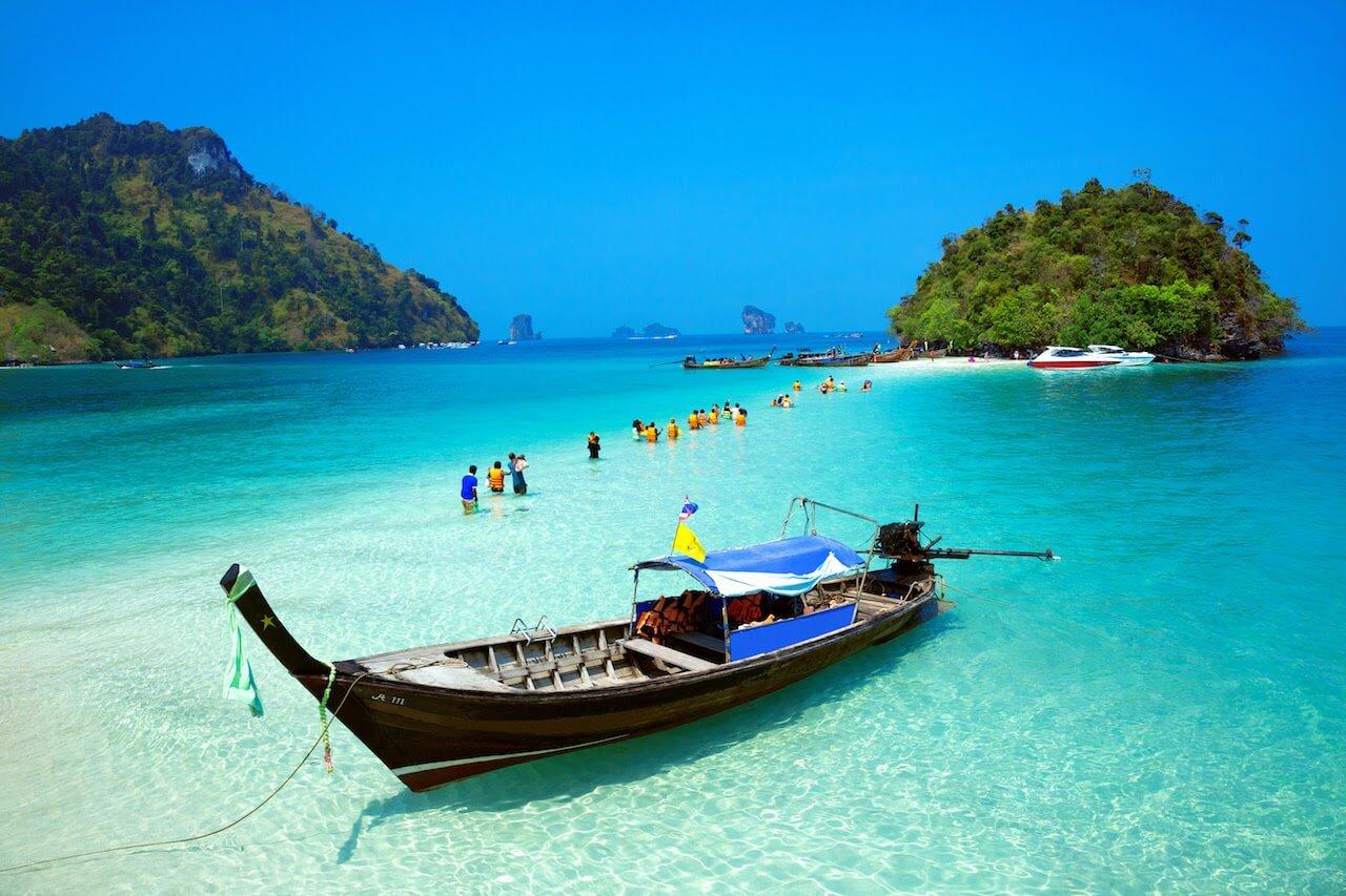Tropical Thailand: Phuket and Krabi, New Delhi, Delhi, India