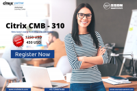 Special Offer on Citrix CMB-310 Course