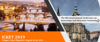 2019 The 8th International Conference on Knowledge and Education Technology (ICKET 2019)