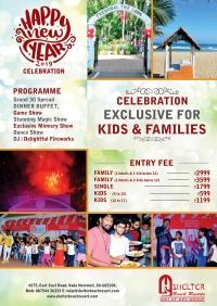 Shelter Beach Resort - New Year Celebration 2019