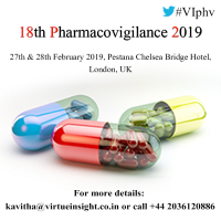 18th Pharmacovigilance 2019