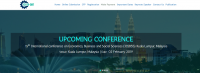 15th International conference on Economics, Business and Social Sciences (ICEBSS)