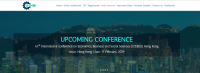 16th International conference on Economics, Business and Social Sciences (ICEBSS)
