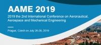 2019 2nd International Conference on Aeronautical, Aerospace and Mechanical Engineering (AAME 2019)