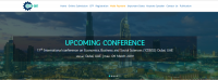 17th International conference on Economics, Business and Social Sciences