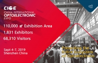 CIOE 2019 (China International Optoelectronic Exposition)