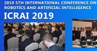2019 5th International Conference on Robotics and Artificial Intelligence (ICRAI 2019)