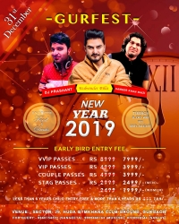 GurFest New Year Eve Bash - 2019