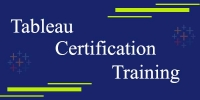 Tableau Certification Training Get Flat 40% OFF