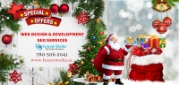 Christmas special offers in Edmonton - Web Design Company