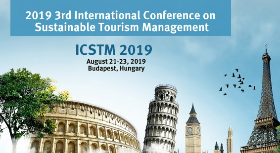 2019 3rd International Conference on Sustainable Tourism Management