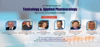 2nd World Congress on Toxicology & Applied Pharmacology