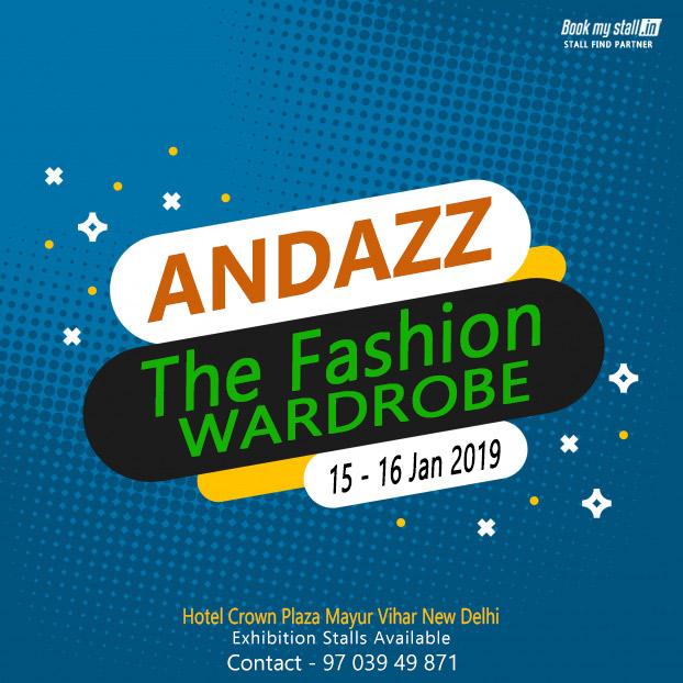 ANDAZZ The Fashion Wardrobe at New Delhi - BookMyStall, New Delhi, Delhi, India