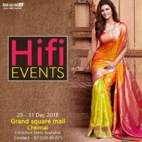 Hifi Grand Flea Market at Chennai - BookMyStall