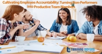 Live Webinar on Cultivating Employee Accountability : Turning Non-Performers into Productive Team Members