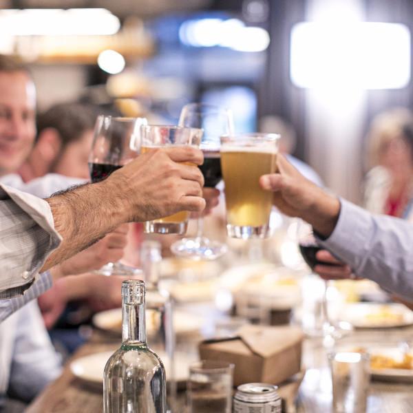 Bellina Alimentari's Wine vs Beer Class, Fulton, Georgia, United States