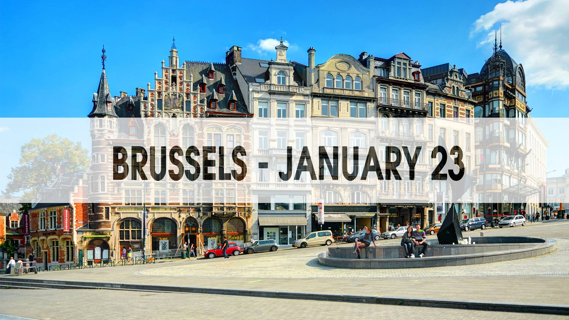 Meet top international Masters programmes in Brussels on January 23rd, Bruxelles, Bruxelles-Capitale, Belgium