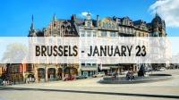 Meet top international Masters programmes in Brussels on January 23rd
