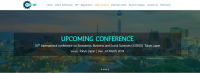 18th International conference on Economics, Business and Social Sciences