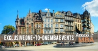 Exclusive MBA Event in Brussels on the 24th of January