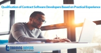 Live Webinar on Qualification of Contract Software Developers Based on Practical Experience