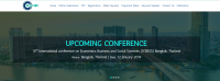 13th International conference on Economics, Business and Social Sciences