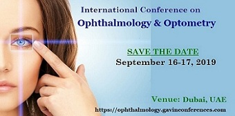 International Conference on Ophthalmology & Optometry, Dubai, United Arab Emirates