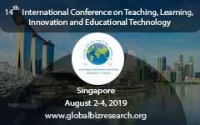 14th International Conference on Teaching, Learning, Innovation and Educational Technology
