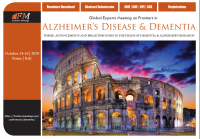 Global Experts Meeting on Frontiers in Alzheimer's Disease & Dementia