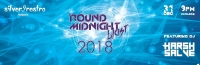 Silver9restro presents Round Midnight Blast 2018 A NYE Party
