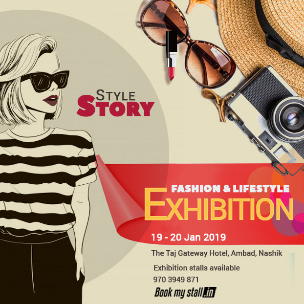 Style Story Fashion and Lifestyle Exhibition at Nashik - BookMyStall, Nashik, Maharashtra, India