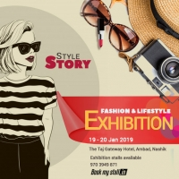 Style Story Fashion and Lifestyle Exhibition at Nashik - BookMyStall