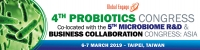 4th Probiotics Congress Asia 2019 co-located with 5th Microbiome R&D and Business Collaboration Congress Asia 2019