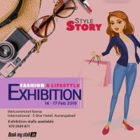 Style Story Fashion and Lifestyle Exhibition at Aurangabad - BookMyStall